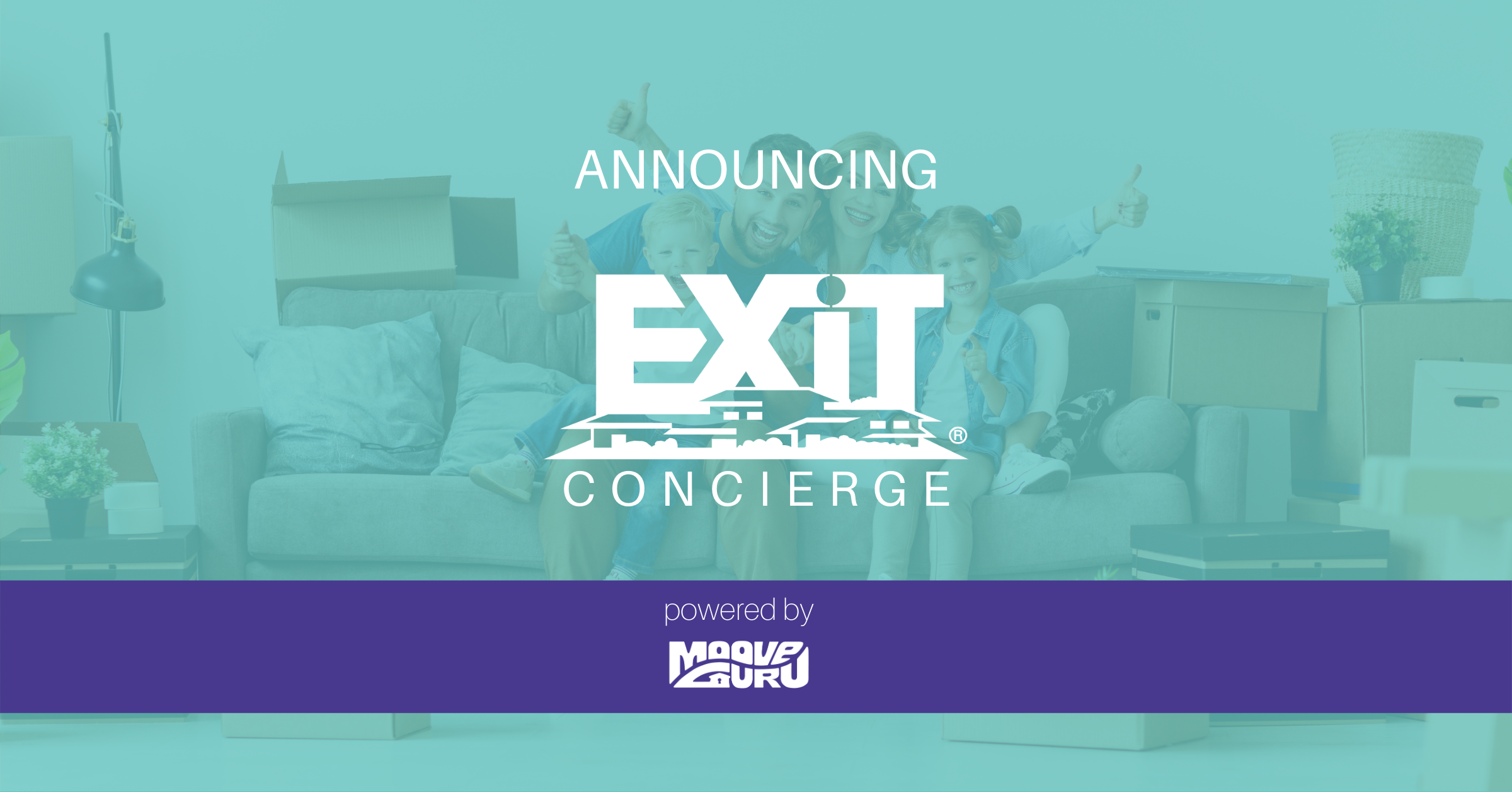 EXIT Realty Launches EXIT CONCIERGE Powered by MooveGuru